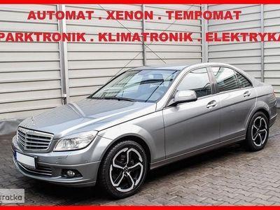 używany Mercedes 200 Klasa C W204AUTOMAT + Klimatronik + Xenon + Parktronik + Tempomat !!!, Leszno