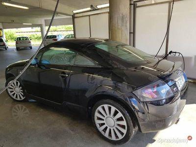 używany Audi TT 1.8 benzyna