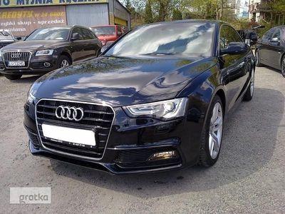 używany Audi A5 A5 I (8T)2.0 TDi-177KM, Lublin