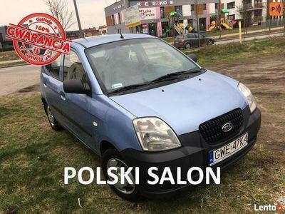 używany Kia Picanto VIN/Rej 2017/Polski salon/Przebieg gwarantowany/2 wł/Zarej.