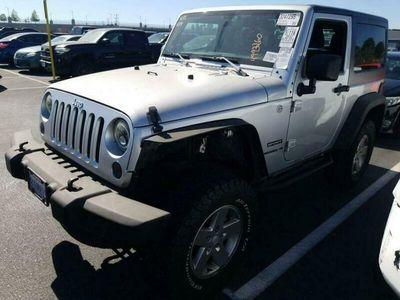 używany Jeep Wrangler 3.6dm 285KM 2012r. 119 000km
