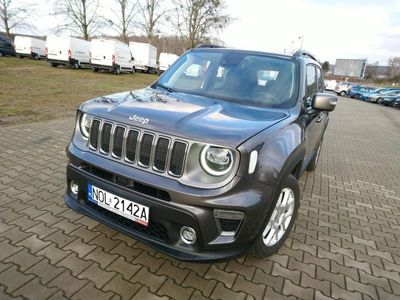 używany Jeep Renegade 1.3 GSE T4 Turbo Limited FWD S&S aut