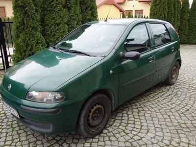 używany Fiat Punto PUNTO IIII