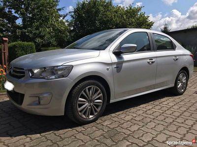 używany Citroën C-Elysee I Exclusive 1.6 VTI benzyna