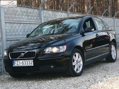 używany Volvo S40 2dm3 136KM 2004r. 264 262km 2.0D 136KM * Skórzana tapicerka * Zarejestrowany w Polsce