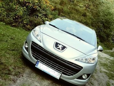 używany Peugeot 207 1.6HDI 92KM SUPER WYPAS