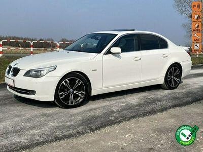 używany BMW 501 525 3dm 197KM 2008r.498km