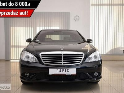 brugt Mercedes 320 Klasa S W221SalonPL LONG 4Matic Designo Harman/Kardon NightVision Keyless PA