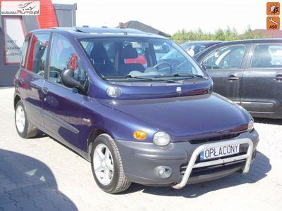 używany Fiat Multipla 1.9dm 2000r. 182 654km