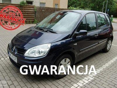 używany Renault Scénic II 1,6 benz/Po liftingu/VIN/Przebieg gwar./Zadbany/z Niemiec