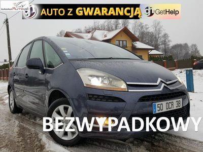 gebraucht Citroën C4 Picasso 2dm3 143KM 2007r. 188 000km 2.0 Benzyna EXCLUSIVE !!! SKÓRA !!! automat GWARANCJA !!!