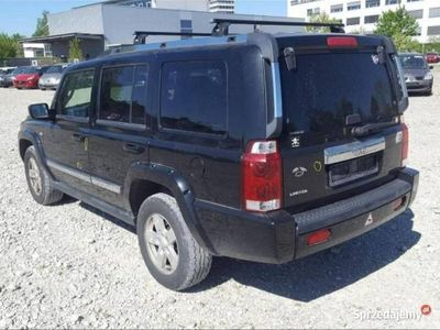 używany Jeep Commander Commander3.0 V6 CRD Limited 2006