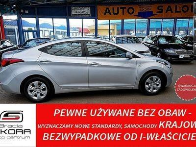używany Hyundai Elantra V GWARANCJA I-wł Kraj Bezwypadkowy FV vat 23% AUTOMAT 132KM
