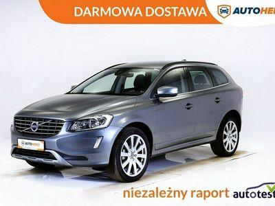 używany Volvo XC60 DARMOWA DOSTAWA, 1 Właścicel, Klima auto, PDC, 190KM, Navi I (2008-2017)