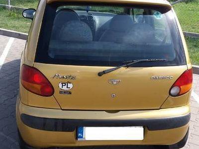 używany Chevrolet Matiz zdrowy+przegląd