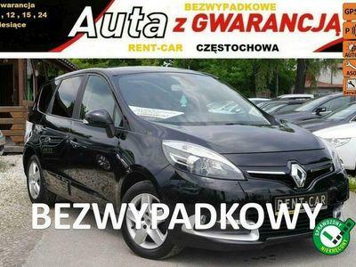 używany Renault Grand Scénic III 1.5dm 110KM 2013r. 198 153km