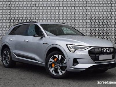 używany Audi E-Tron -