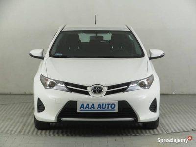 używany Toyota Auris II Salon Polska, Serwis ASO, Klimatronic
