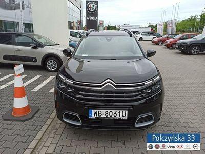 używany Citroën C5 Aircross 1.5dm 130KM 2019r. 1 500km