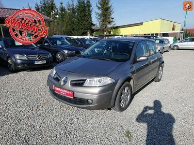 używany Renault Mégane 1.5dm 86KM 2008r. 162 000km