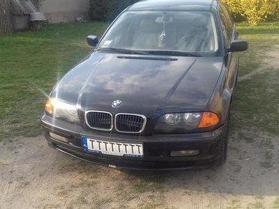 używany BMW 320 e 46 d 136 km