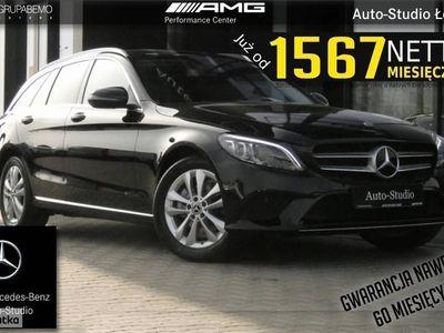 używany Mercedes 220 Klasa C W205 220d Estate Premium AsystentParkowania Ambient MultibeamLed