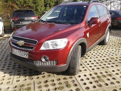 używany Chevrolet Captiva I 2.0 d LS 5os, Limanowa