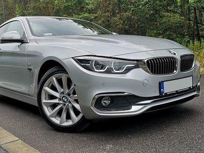 używany BMW 420 SERIA 4 I (F32)LUXURY Kamery 360 Skóra Adaptive LED Szyberdach PIĘKNA !!!