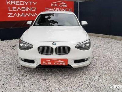 używany BMW 116 1.6dm 136KM 2012r. 120 000km