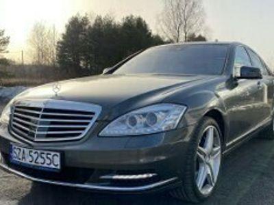 używany Mercedes S500 Klasa S W221BlueEff.
