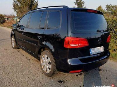 używany VW Touran 1.4 Tsi 150 KM ecofuel Niski przebieg!