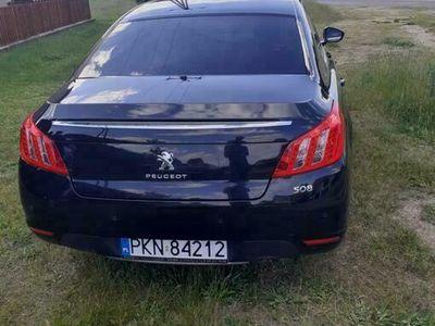 używany Peugeot 508 SPRZEDAM