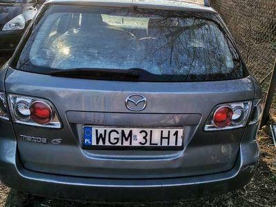 używany Mazda 6 2006r