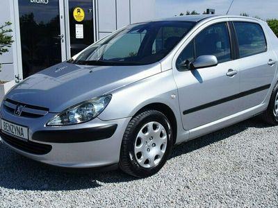 używany Peugeot 307 1.6dm 109KM 2008r. 114 000km