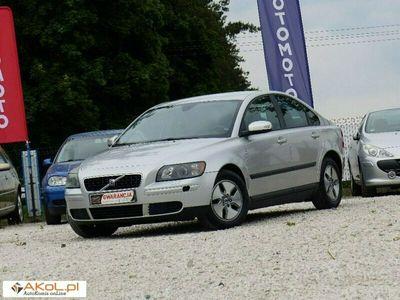 używany Volvo S40 1.8dm 125KM 2006r. 204 100km