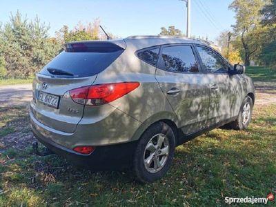 używany Hyundai ix35 2dm 163KM 2011r. 99 105km