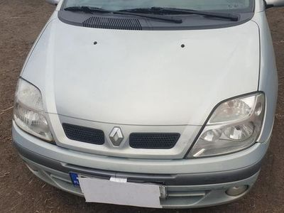 używany Renault Scénic I polift 2003