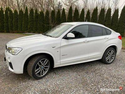 używany BMW X4 M- pakiet XDrive20d