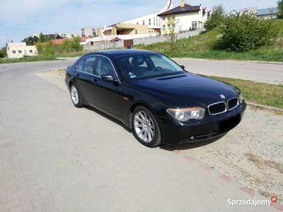 używany BMW 735 E65 I 3.6 V8 272KM