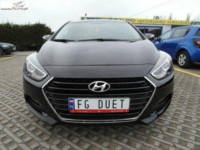 used Hyundai i40 1.7dm3 115KM 2016r. 124 800km