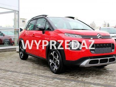 używany Citroën C3 Aircross 1.2dm3 110KM 2018r. 5km 1,2 110KM Shine - rabat 8500 zł - Grip control podgrzewane siedzenia