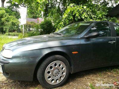 używany Alfa Romeo 156 2000r. 2.0 Twin Spark - od ręki
