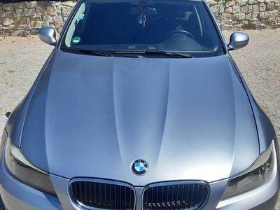 używany BMW 318 e91 i