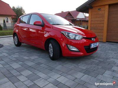 używany Hyundai i20 LIFT 1,25 benz z Niemiec 2013r 84 tyś km