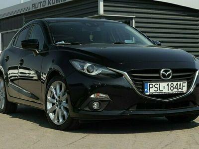 używany Mazda 3 III 2.0 Navi Klimatronik BOSE Gwarancja !!!