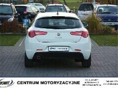 używany Alfa Romeo Giulietta 2011r - 1.6 JTD - Klimatyzacja AC, Nawigacja