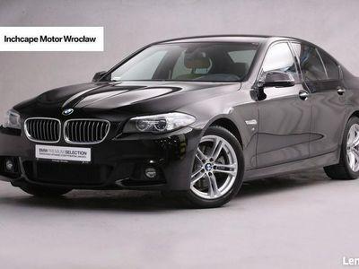 używany BMW 520 M pakiet sportowy | Tapicerka skórzana Dakota | Nawigacja Professional F10 (2009-2017)