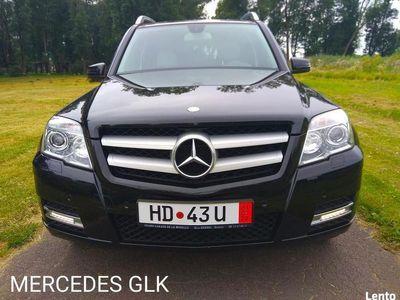 używany Mercedes GLK220 - BENZCDI BlueEFFICIENCY