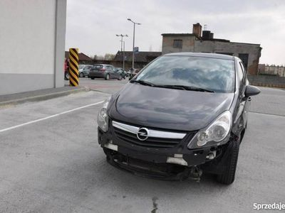 używany Opel Corsa 1.3dm 75KM 2010r. 148 579km