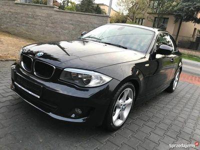 używany BMW 118 Coupé d E82 rok 2011 tylko 71.oookm!!!